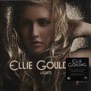 Click here for more info about 'Ellie Goulding - Lights - Sealed + Download Code'
