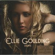 Click here for more info about 'Ellie Goulding - Lights'