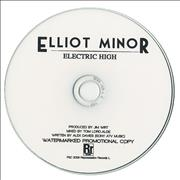 Click here for more info about 'Elliot Minor - Electric High'