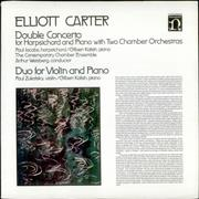 Click here for more info about 'Elliott Carter - Double Concert & Duo for Violin and Piano'