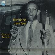Click here for more info about 'Elmore James - Got To Move'