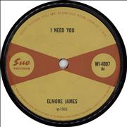Click here for more info about 'Elmore James - I Need You'