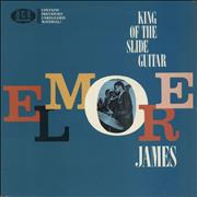 Click here for more info about 'Elmore James - King Of The Slide Guitar - Yellow Vinyl'