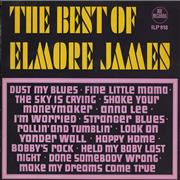 Click here for more info about 'Elmore James - The Best Of Elmore James - VG'