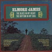 Click here for more info about 'Elmore James - The Blues In My Heart, The Rhythm In My Soul'