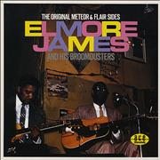 Click here for more info about 'Elmore James - The Original Meteor & Flair Sides'