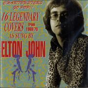 Click here for more info about 'Elton John - 16 Legendary Covers From 1969/70'