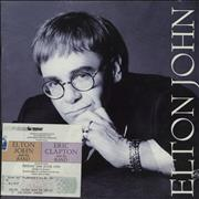 Click here for more info about 'Elton John - 1993 Tour + Ticket Stub'