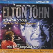 Click here for more info about 'Elton John - 1998 World Tour - Citibank Presents'