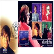 Click here for more info about 'Elton John - 20 Maltese Postage Stamps - Granaries, Floriana 2003'