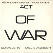 Click here for more info about 'Elton John - Act Of War'