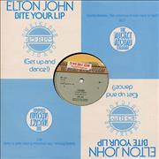 Click here for more info about 'Elton John - Bite Your Lip (Get Up And Dance) / Chicago'