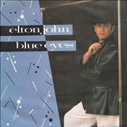 Click here for more info about 'Elton John - Blue Eyes - picture sleeve'