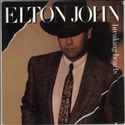 Click here for more info about 'Elton John - Breaking Hearts'