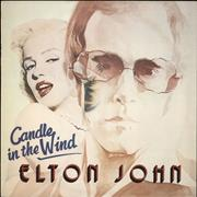 Click here for more info about 'Elton John - Candle In The Wind - EX'