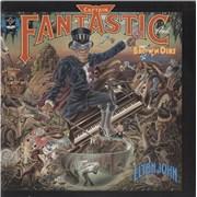 Click here for more info about 'Elton John - Captain Fantastic - EX'