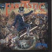 Click here for more info about 'Elton John - Captain Fantastic - Purple Vinyl'