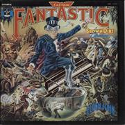 Click here for more info about 'Elton John - Captain Fantastic And The Brown Dirt Cowboy - EX'