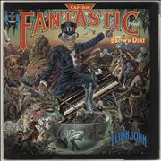 Click here for more info about 'Elton John - Captain Fantastic And The Brown Dirt Cowboy'