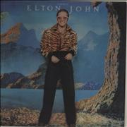 Click here for more info about 'Elton John - Caribou - Brown Vinyl'