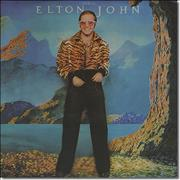 Click here for more info about 'Elton John - Caribou - Purple Vinyl'