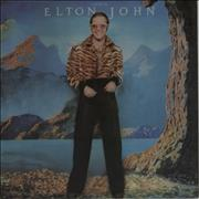 Click here for more info about 'Elton John - Caribou - Translucent Vinyl - EX'