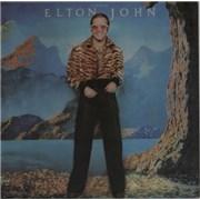 Click here for more info about 'Elton John - Caribou - Translucent Vinyl - EX'