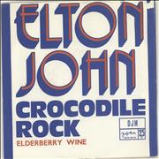 Click here for more info about 'Elton John - Crocodile Rock'