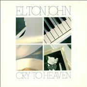Click here for more info about 'Elton John - Cry To Heaven'