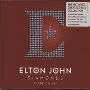 Click here for more info about 'Elton John - Diamonds'
