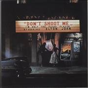 Click here for more info about 'Elton John - Don't Shoot Me I'm Only The Piano Player - 180gm'