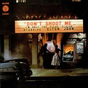 Click here for more info about 'Elton John - Don't Shoot Me I'm Only The Piano Player'