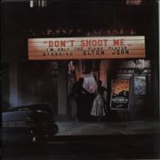 Click here for more info about 'Elton John - Don't Shoot Me - Laminated'