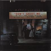 Click here for more info about 'Elton John - Don't Shoot Me I'm Only The Piano Player - Translucent Vinyl'
