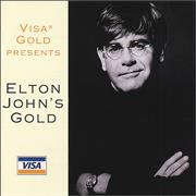 Click here for more info about 'Elton John - Elton John's Gold'