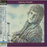 Click here for more info about 'Elton John - Empty Sky'