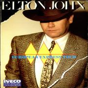 Click here for more info about 'Elton John - European Express Tour + Ticket Stub'
