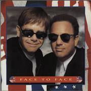 Click here for more info about 'Elton John - Face To Face'