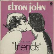 Click here for more info about 'Elton John - Friends - Test Pressing'