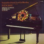 Click here for more info about 'Elton John - Funeral For A Friend'