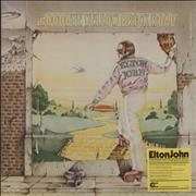 Click here for more info about 'Elton John - Goodbye Yellow Brick Road - 180gm - Sealed'