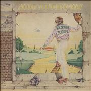 Click here for more info about 'Elton John - Goodbye Yellow Brick Road - 1st - Red - EX'