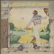 Click here for more info about 'Elton John - Goodbye Yellow Brick Road - Blue'