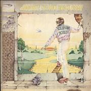 Click here for more info about 'Elton John - Goodbye Yellow Brick Road - Speckled Red'