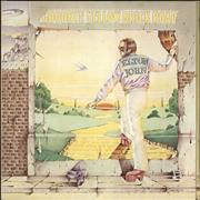 Click here for more info about 'Elton John - Goodbye Yellow Brick Road - 1st - Red & Black'