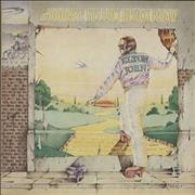 Click here for more info about 'Elton John - Goodbye Yellow Brick Road - 1st - Translucent'
