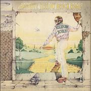 Click here for more info about 'Elton John - Goodbye Yellow Brick Road - Tri-fold - EX'
