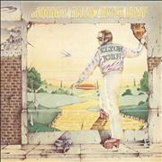 Click here for more info about 'Elton John - Goodbye Yellow Brick Road - VG'