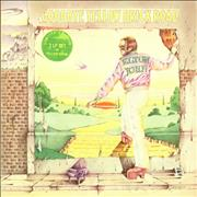 Click here for more info about 'Elton John - Goodbye Yellow Brick Road - Yellow Vinyl + Sticker'