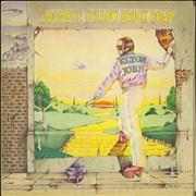 Click here for more info about 'Elton John - Goodbye Yellow Brick Road - Yellow Vinyl - EX'